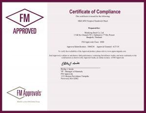 FM Approval Cert_MKS_Class 4880